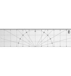 Regla 15x60 cms