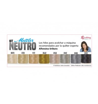 Colección Estaciones: Kit Neutro - Mettler & Alfonsina
