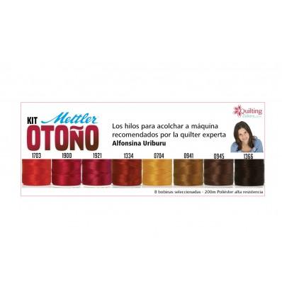 Colección Estaciones: Kit Otoño - Mettler & Alfonsina