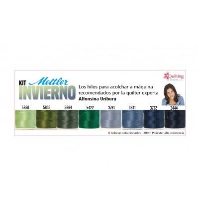 Colección Estaciones: Kit Invierno - Mettler & Alfonsina