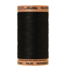 Mettler Silk Finish Cotton (Quilting) Nº40 457m