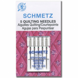 Aguja SCHMETZ Quilting Nº75