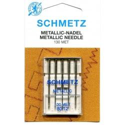 Aguja SCHMETZ Metafil Nº80
