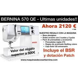 BERNINA 570 QE (LUN) +...