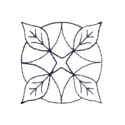 Colección de bordados Sashiko