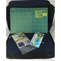 Kit de patchwork con oferta...