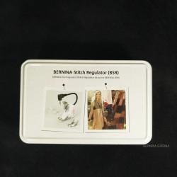 Caja metálica de colección BSR