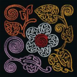 Originales diseños de bordado