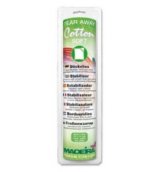 Estabilizador Tear Away Cotton Soft